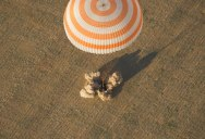 Picture of the Day: Landing from Space