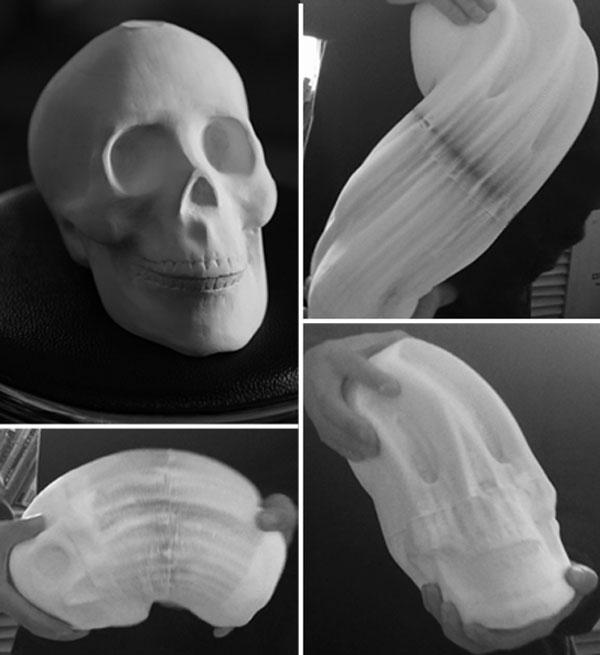 li hongbo paper sculptures malleable flexible (3)