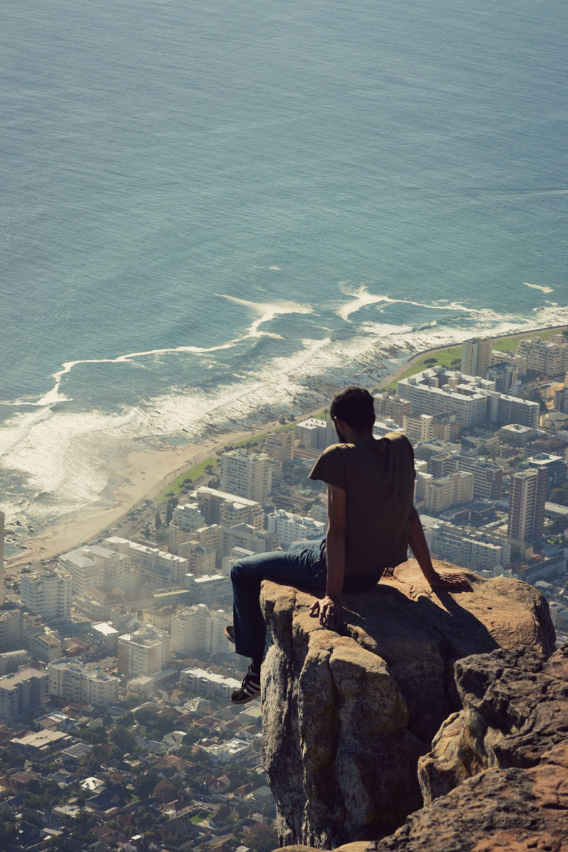 lions head hike overlooking cape town south africa The Top 25 Pictures of the Day for 2013