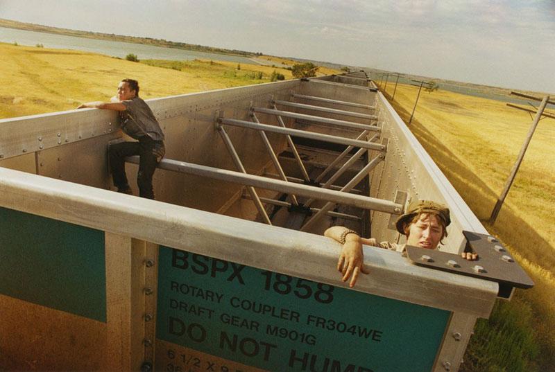 riding freight trains mike brodie polaroid kidd (7)