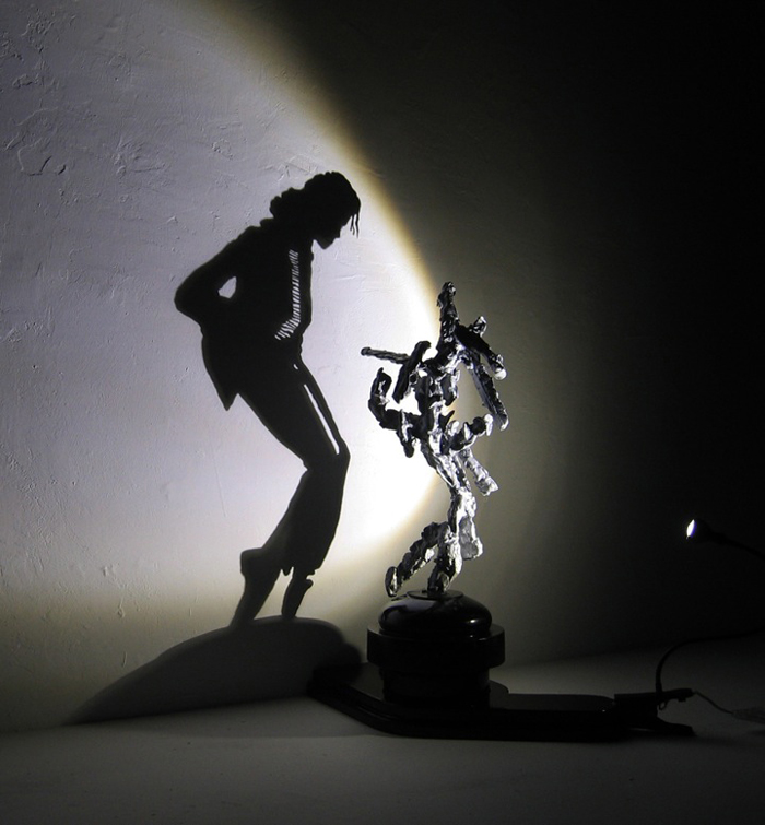 Shadow Art Sculptures by Diet Wiegman