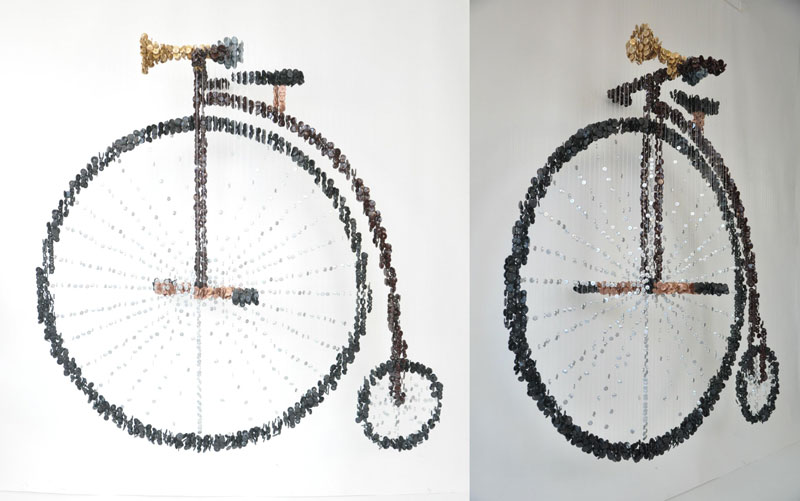 suspended sewing button sculptures by augusto esquivel (10)