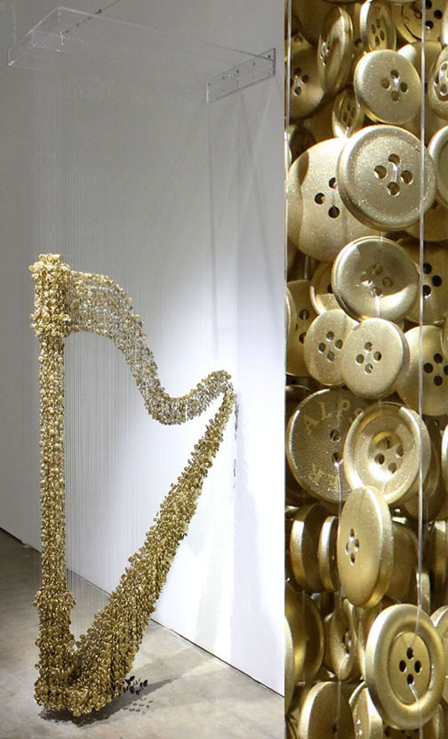 suspended sewing button sculptures by augusto esquivel (14)