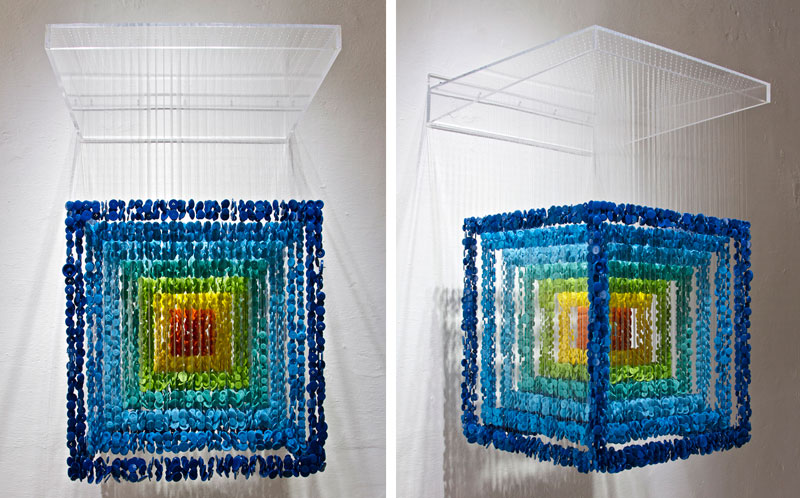 suspended sewing button sculptures by augusto esquivel (3)