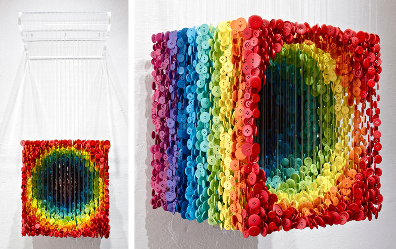suspended sewing button sculptures by augusto esquivel (4)