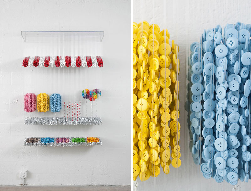 suspended sewing button sculptures by augusto esquivel (7)