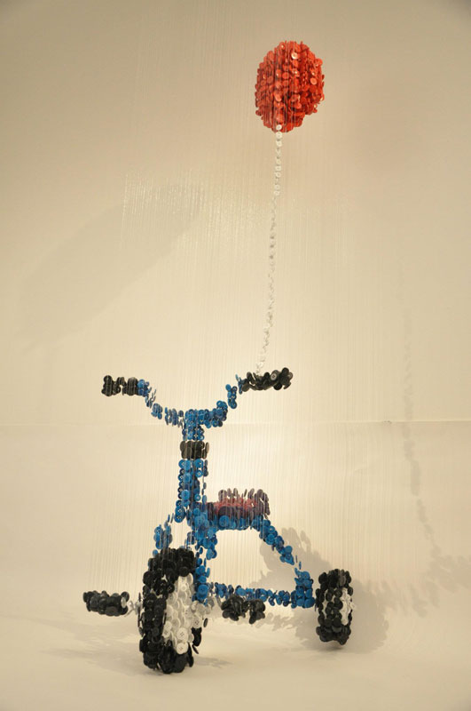 suspended sewing button sculptures by augusto esquivel (9)