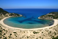 Picture of the Day: The Omega Shaped Beach in Greece