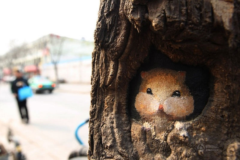 wang yue tree hole paintings (6)