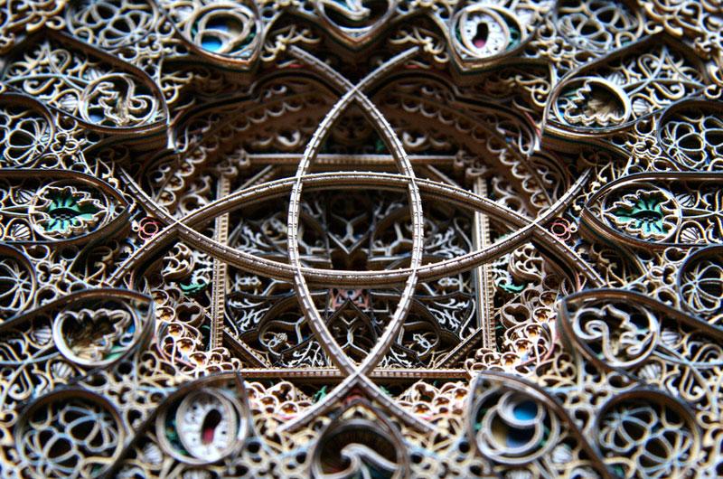 3d laser cut paper art eric standley layered complex intricate (4)