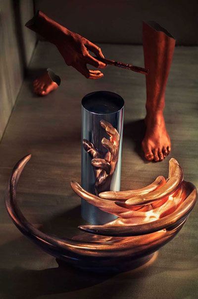 anamorphic sculpture by jonty hurwitz (1)