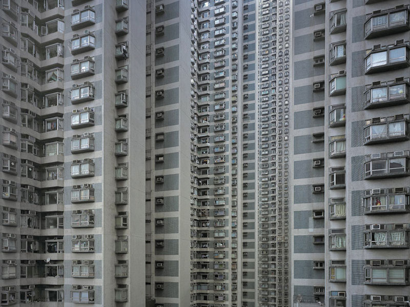 architectural density in hong kong michael wolf (2)