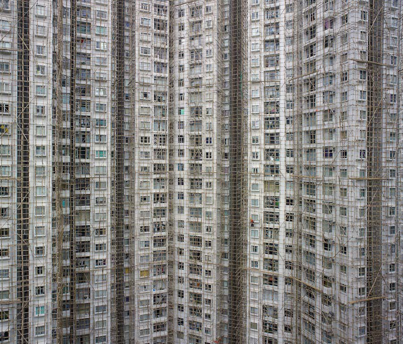 architectural density in hong kong michael wolf (7)