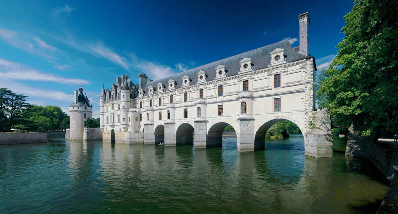 Picture of the Day: Chateau de Chenonceau
