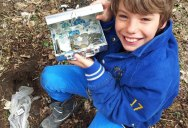 Awesome Dad Creates Birthday Treasure Hunt for Son