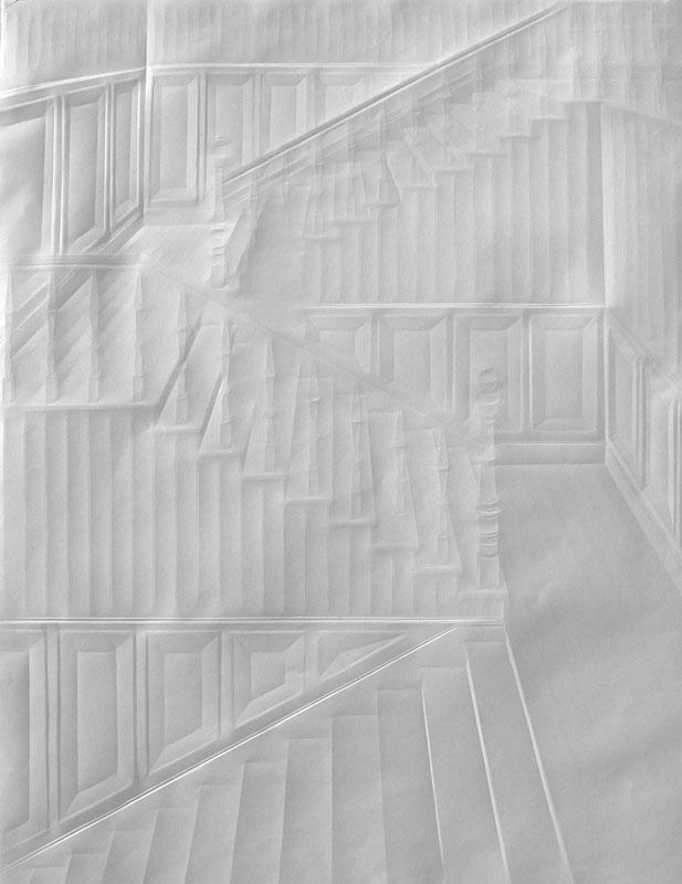 folded paper crease art reliefs simon schubert (9)