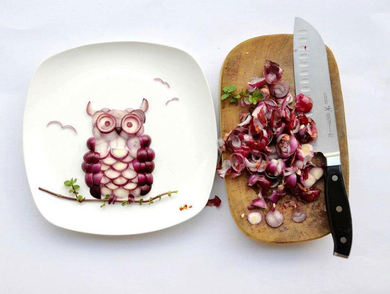 food art by hong yi aka red 16 The Amazing Latte Art of Kazuki Yamamoto