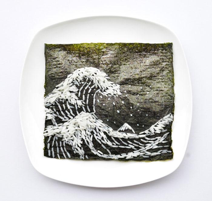 FOOD ART BY HONG YI aka RED (5)