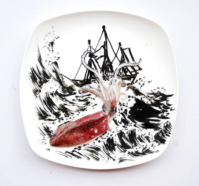 FOOD ART BY HONG YI aka RED (9)