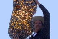 The 4.5 Billion Year Old Fukang Meteorite