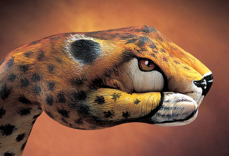 handimals animals painted on hands guido daniele (4)