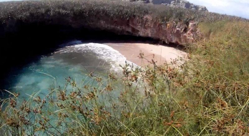 hidden beach marietas islands puerto vallarta mexico (12)