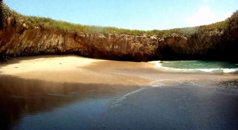 hidden beach marietas islands puerto vallarta mexico (9)