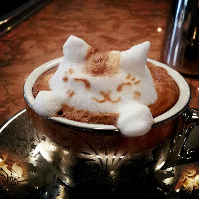 The Amazing Latte Art of Kazuki Yamamoto