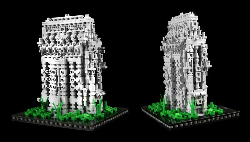 odan contact 1 200 000 piece lego fantasy lego world mike doyle (1)