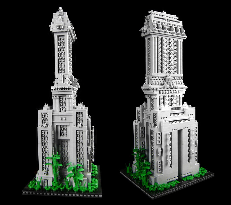 odan contact 1 200 000 piece lego fantasy lego world mike doyle (7)