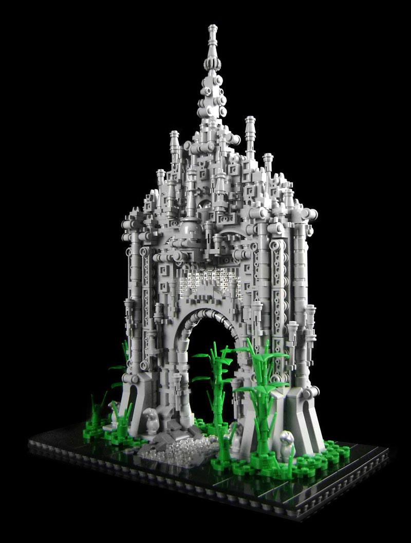 odan contact 1 200 000 piece lego fantasy lego world mike doyle (8)
