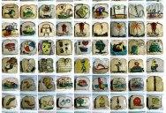 Creative Dad Shares 5 Years of Sandwich Bag Art