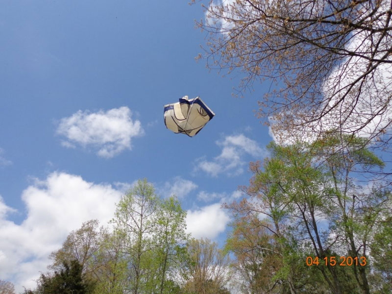 tent flying away The Shirk Report   Volume 210
