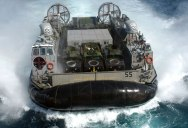 Picture of the Day: Combat Hovercraft