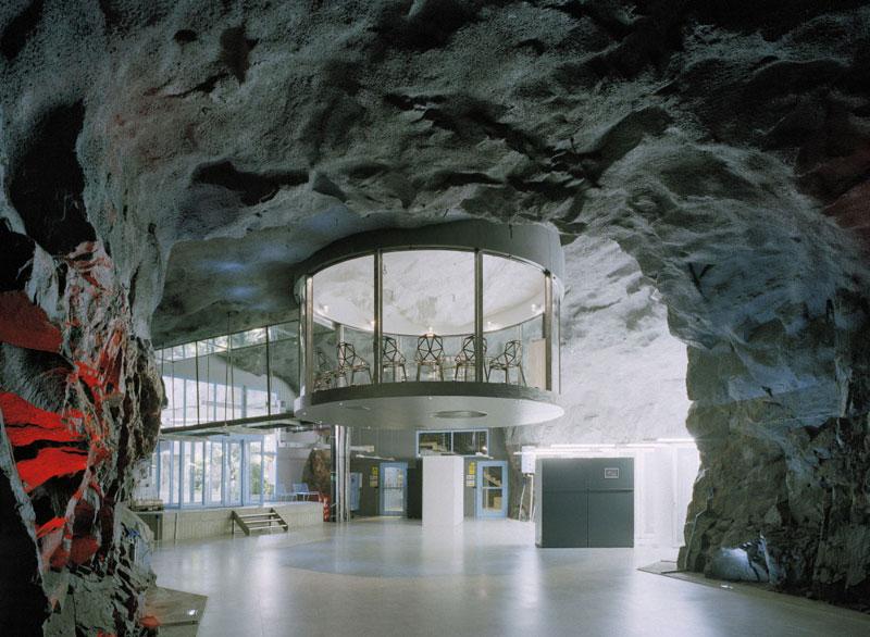 bahnhof data center isp in former nuclear bunker from cold war stockholm sweden 6 Inside Facebooks Data Center Near the Arctic Circle