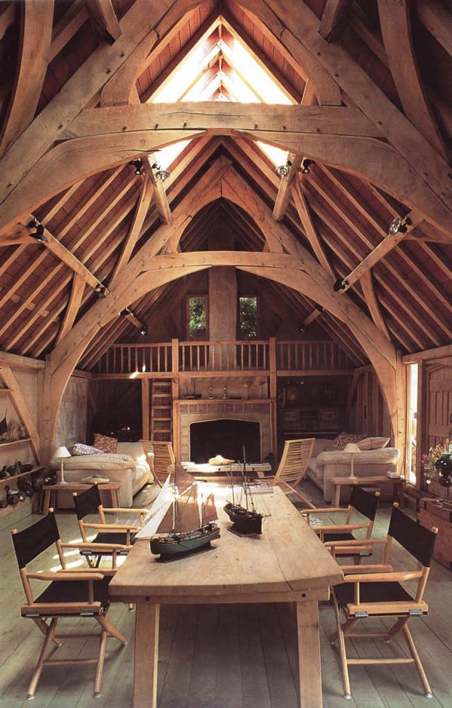 Picture of the Day: Barn Conversion