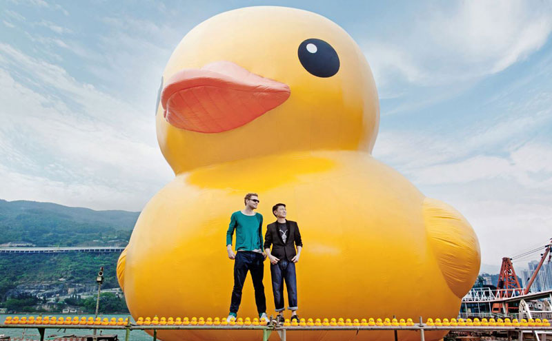 biggest inflatable duck in the world (2)