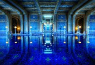 Picture of the Day: The Roman Pool at Hearst Castle