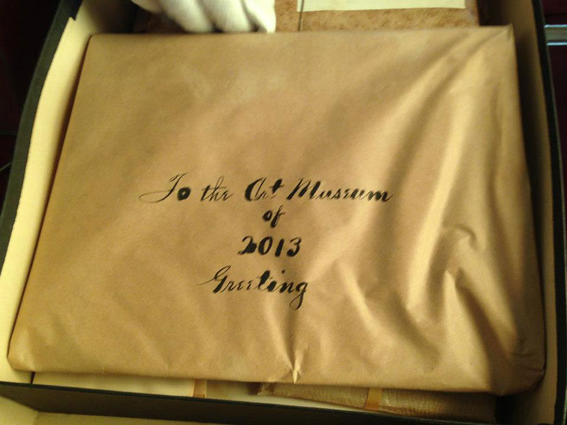 century chest oklahoma 100 year old time capsule contents unveiled 40 How France Hid the Louvres Masterpieces During WWII
