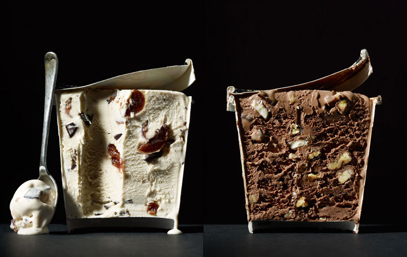 cross-sections of foods cut in half by beth galton (1)