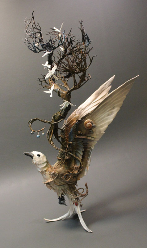 fantasy creature sculptures by ellen jewett (5)
