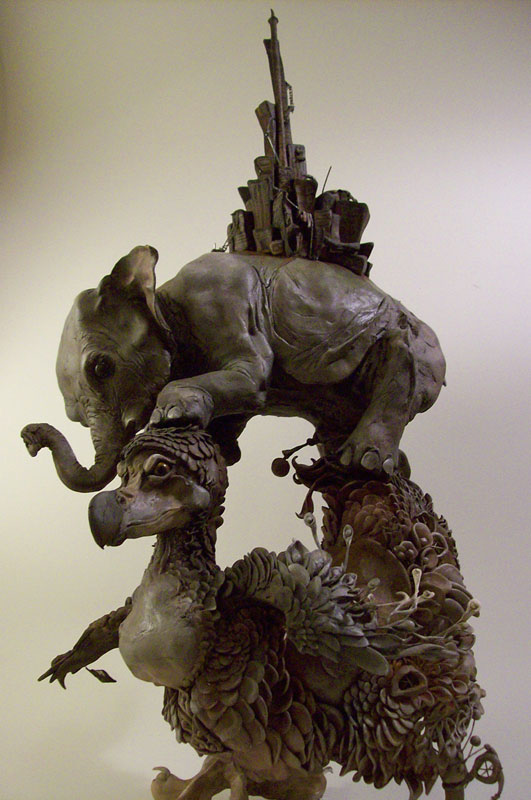 fantasy creature sculptures by ellen jewett (6)