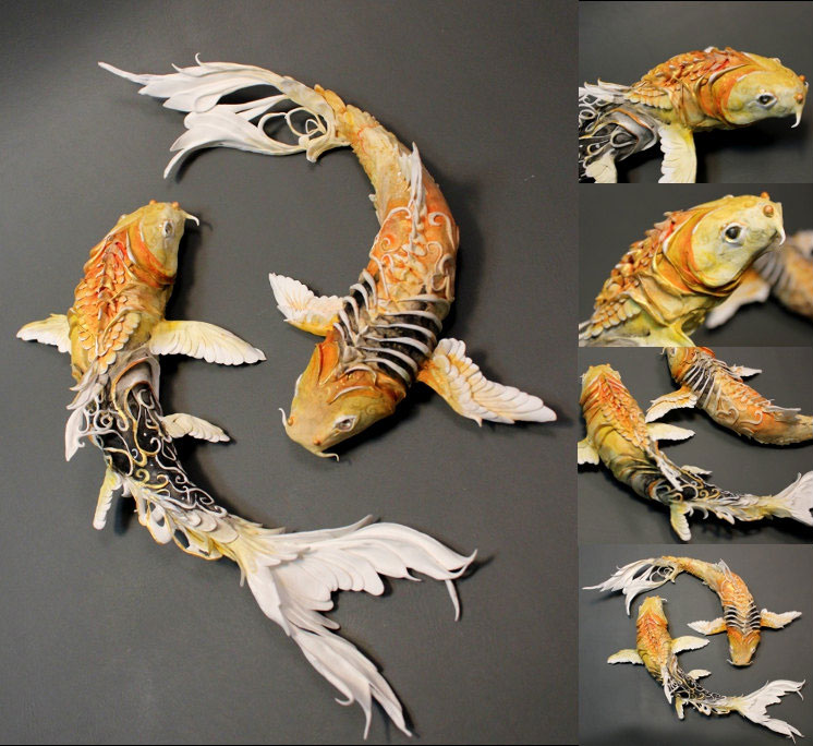 fantasy creature sculptures by ellen jewett (7)