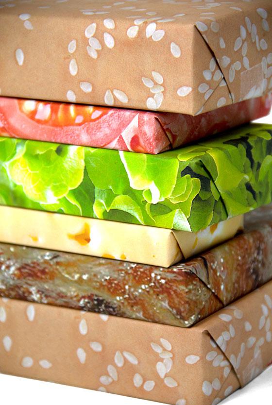 hamburger wrapping paper (2)