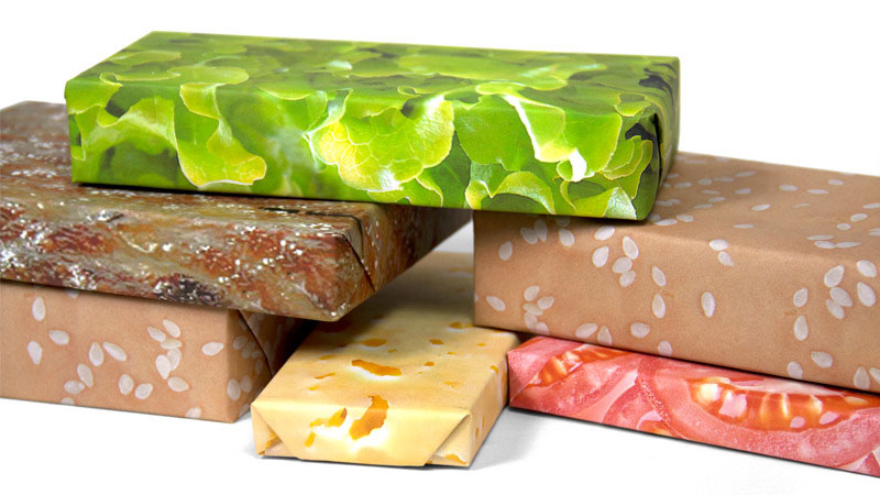 hamburger wrapping paper (4)