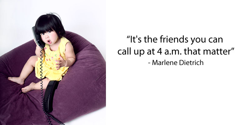 quote on friendship funny 15 Famous Quotes on Friendship