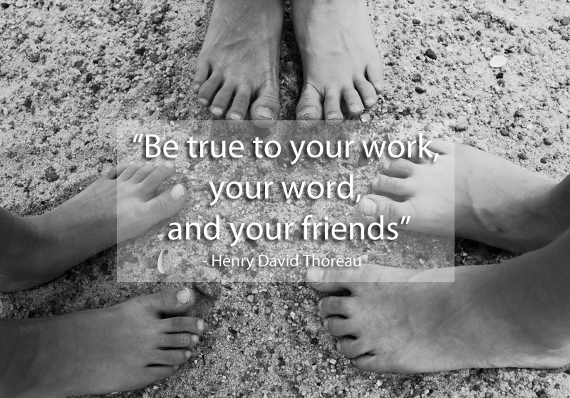 quote on friendship 15 Famous Quotes on Friendship