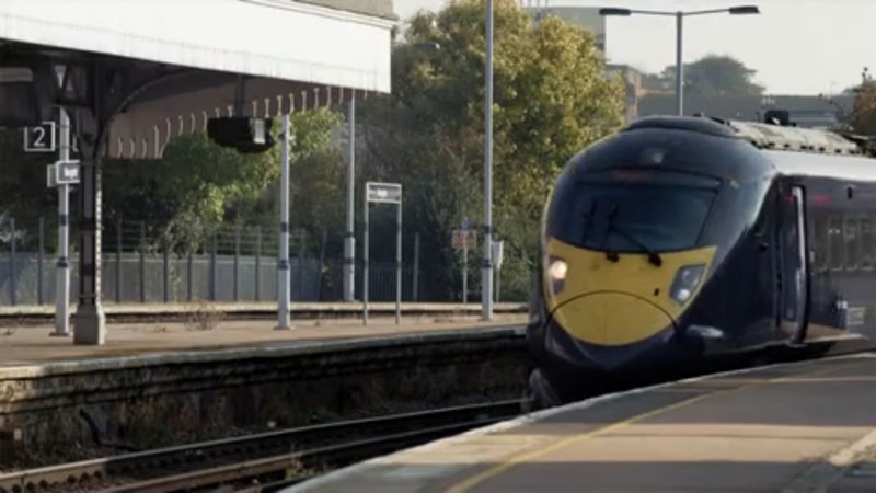 sad train 50 Faces in Everyday Objects