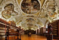 Picture of the Day: Strahov Monastery's Theological Hall