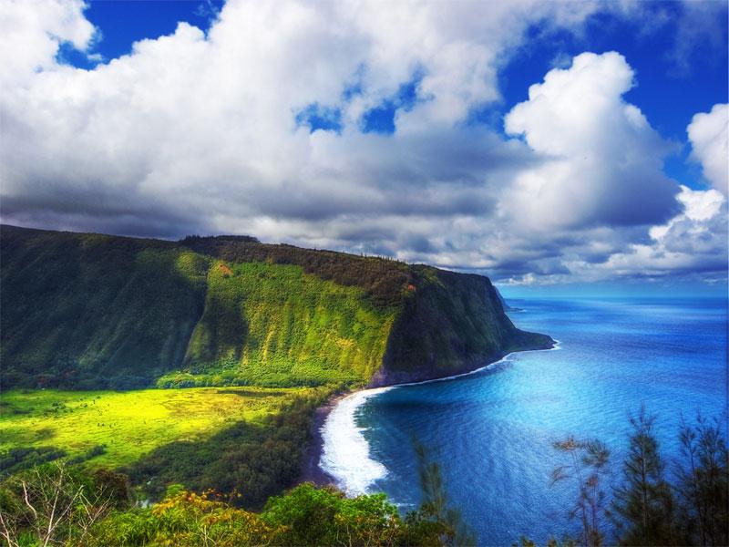 waipio valley big island hawaii Picture of the Day: Waipio Valley, Hawaii